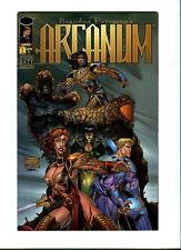 Arcanum 1  Image / Top Cow 1997 - VF / NM