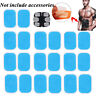 Professional Gel Pads For EMS Trainer Replacement Pads Massage Patch 10/20PCS