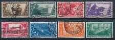 Italia Regno 1932 MARCIA SU ROMA 8 francobolli annulli originali - RE25-2