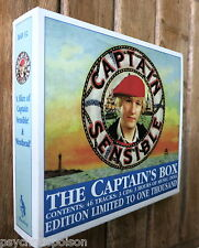 Captain Sensible - The Captain's Box  2 CDs & Captain Paper Doll Humbug ‎BAH 32