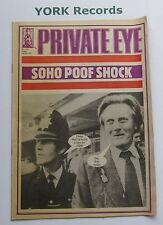 Private Eye Magazin-Ausgabe 585-Freitag 18 Mai 1984