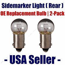 Sidemarker (Rear) Light Bulb 2pk - Fits Listed AMC Vehicles - 57