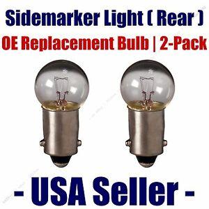 Sidemarker (Rear) Light Bulb 2pk - Fits Listed Rolls-Royce Vehicles - 57