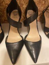 vince camuto black heels sz 40 / 10