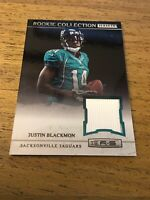 Justin Blackmon Jaguars 2012 Rookie & Stars Rookie Collection JSY#21