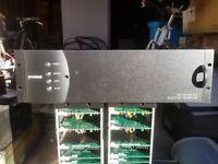 HARRIS Intraplex Access Server GatesAir MUX3 Cage ACS 160 Series Multiplexer