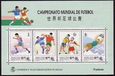 Football Portuguese & Colonies Stamp Blocks
