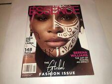 serena williams signed Magazine (RARE!!)