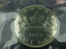 1968 Canadian Prooflike Nickel Dollar ($1.00)