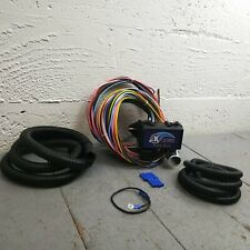 1948 and later Studebaker 8 Circuit Wire Harness fits painless fuse new update