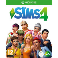 SIMS 4 Video Game For Xbox One Games Console Brand New Sealed UK