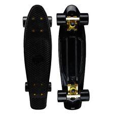 "BRAND NEW Penny Style Board ABEC-7 Skateboard 22"" BLACK & GOLD"