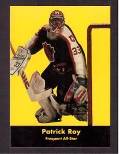 1991-92 PARKHURST # 220 PATRICK ROY !!