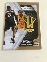 2015-16 Panini - Kobe Herovillain - Kobe Bryant: 15-1