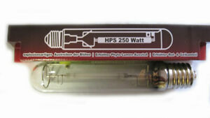 Greenbud HPS 250W (Blüte) - Blüteleuchtmittel, Blütephase, Natriumdampflampe