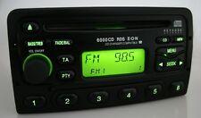 FORD 6000 CD PLAYER RADIO RDS CODE FOCUS MONDEO FIESTA PUMA 3 MONTHS WARRANTY