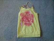 GIRL'S CLOTHES BUNDLE AGE 8-9 T-SHIRTS / VEST TOP - GEORGE / AEROPOSTALE