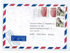 Cm222 Zaire Missionary Mail Forwarded Belgium 1990s *Shaba* Cachet Cover Miva