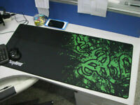 700x300x3mm Rubber Razer Goliathus Mantis Speed Game Mouse Pad Mat Large XL Size