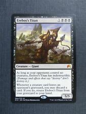 Erebos's Titan - Mtg Magic Cards #4IS