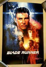 BLADE RUNNER Drew Struzan 15 Color Screen Print Poster SIGNED EDITION not Mondo