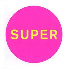 Super, Pet Shop Boys CD 5060454941132 New (C367)