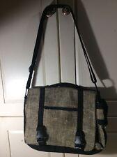 Vulcana Recycled Tires Shoulder / Messenger Bag