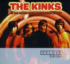 Are The Village Green Preservation Society - Kinks (2009, CD NUEVO)3 DISC SET
