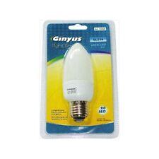 LAMPADA OLIVA 20 LED E14 GINYUS LUCE FREDDA LAMPADINA BIANCA MULTI LED RISPARMIO