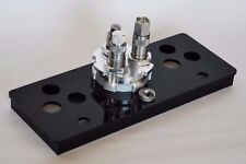Turret and Die Storage Tray/Holder for Lee 3-Hole Turret Press Turrets