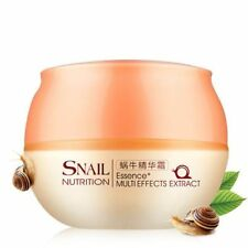 Natural Snail Nutrition Essence Extract Whitening Oil Control Face Cream 50g  EW