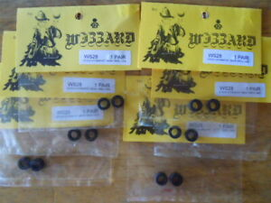 Wizzard Storm USA Slot Car Rear Tires 6 Packages ~ New Parts Lot
