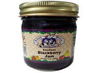 Jam Blackberry Seedless Amish Made - 9 oz - 2 Jars