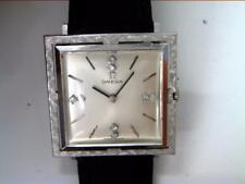 Ladies 14ct Gold Circa 1970 Omega Watch (497)