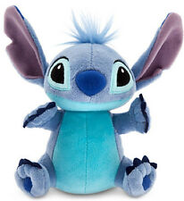 Disney Store Stitch Bean Bag Plush Toy Exclusive Original New