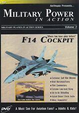 F-14 Cockpit - (DVD) (Grumman F-14 in Gulf War, Low Level Flying Mission)