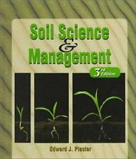 Soil Science and Management by Edward J. Plaster