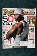 Rolling Stone Magazine - 50 Cent #919 April 13, 2003 (B)