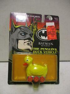 1992 Ertl Batman Returns Penguins Duck Vehicle