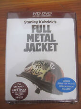 Full Metal Jacket HD DVD  (HD DVD only 2006) Stanley Kubrick's