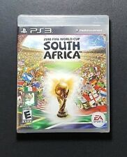 2010 FIFA World Cup South Africa *New / Seal - Sony PlayStation 3 PS3 *Region 1