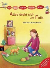 ICH KANN SCHON ALLEINE LESEN - Alles dreht sich um Felix ►►►UNGELESEN mit Stift!