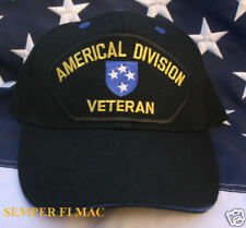 23RD INFANTRY AMERICAL DIVISION HAT US ARMY 23 ID WORLD WAR 2 KOREA VIETNAM WOW