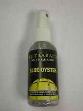 Nutrabaits Baitsoak spray 50ml fishing BLUE OYSTER