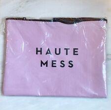 Milky Haute Mess Makeup/Travel Bag