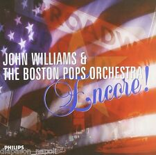 John Williams, Boston Pops Orchestra: Encore! - CD