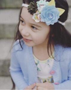 Matilda Jane Heritage Rose Felt Flower Headband {Matches Riding Bikes Pearl!}