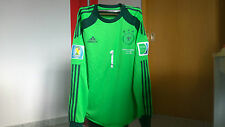Nuevo dfb Alemania jugador camiseta camiseta Germany Player match issue ADIZERO 8