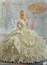 Cotillion Collection #3 Miss March Annie's Fashion Doll Gown Crochet Pattern