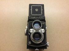 Vintage Yashica 635 Camera - Yashinon f/3.5 80mm lens